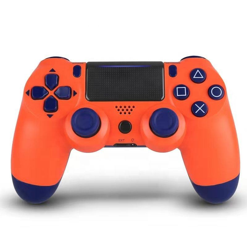High Quality Sunset Orange PS4 Wireless Controllers for Sony PlayStation 4