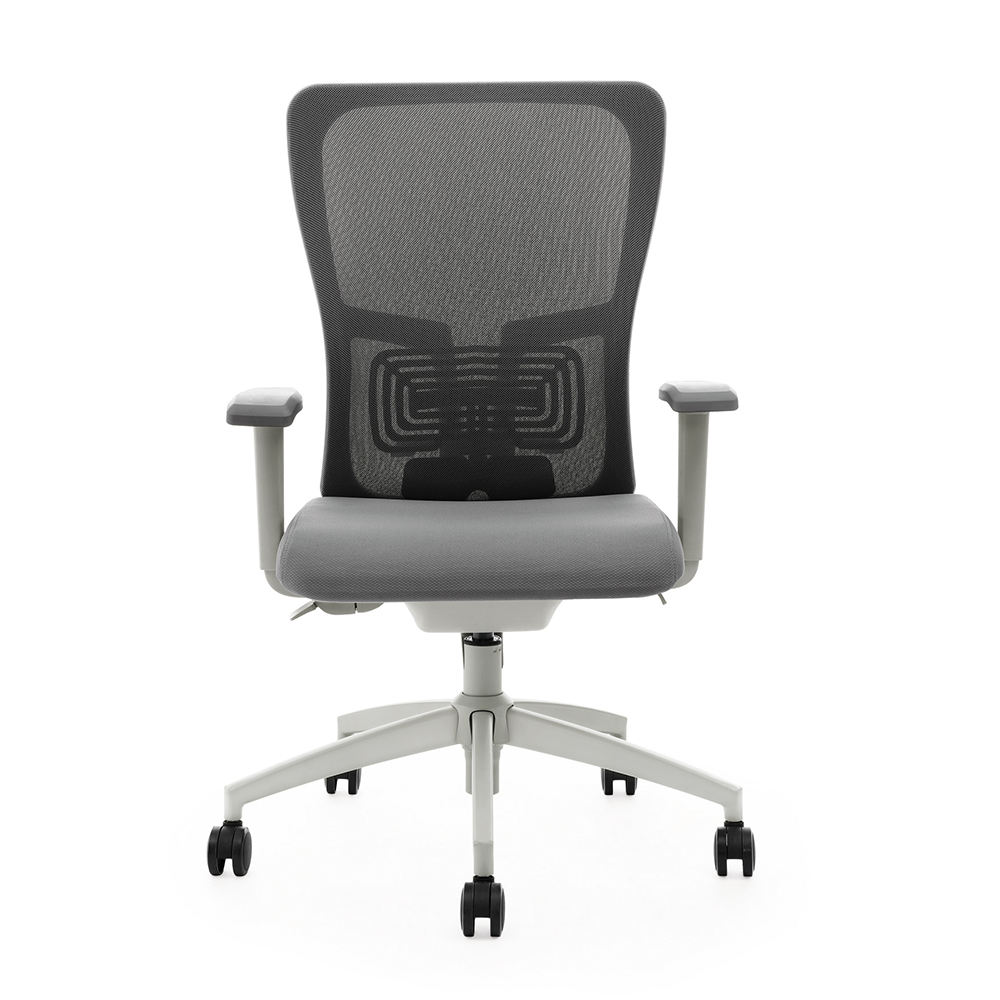 Office Furniture Wholesale Multi function Height Adjustable sliding gary Mesh Chair
