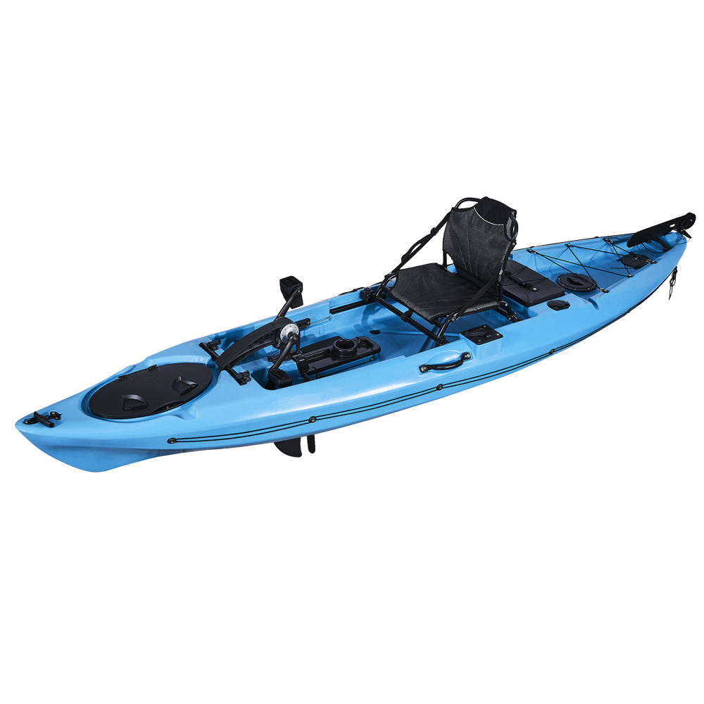 LSF KAYAK mit Pedal 12ft Ruderboot Mirage Propel 12