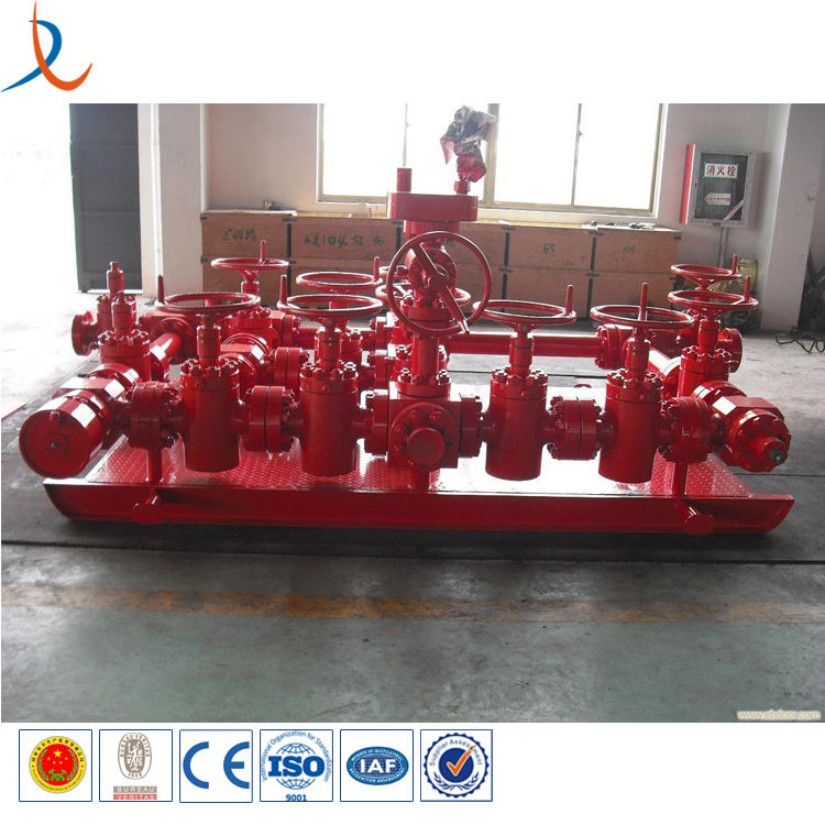 Competitive price and high quality API 16C JG/S2-35 choke valves for choke manifold