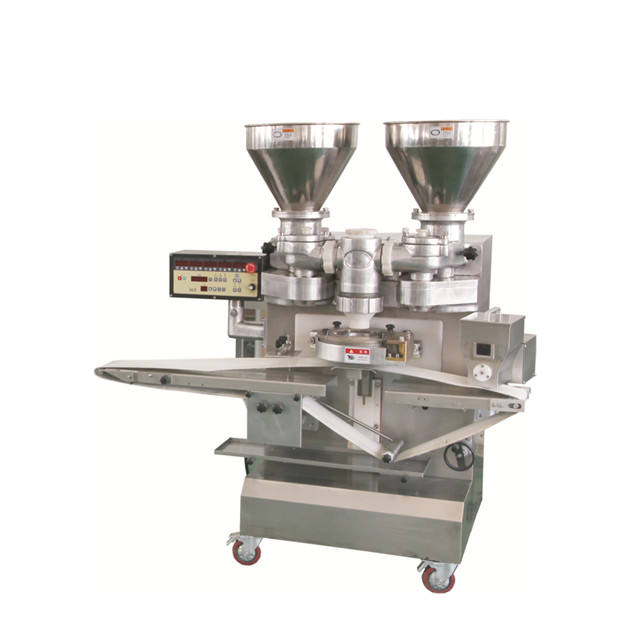 Automatic Soft Filling Biscuit Making Forming Encrusting Machine