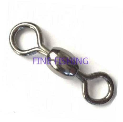 best selling high quality Crane Swivels fishing tackle rolling swivels