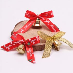 Roll Organza Wired Edge Christmas Ribbon Packaging Decoration Flower YU