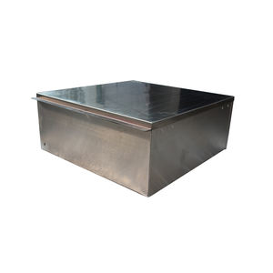 Box Fabrication Custom Premium Enclosure Design Stainless Steel Sheet Working Metal Boxes