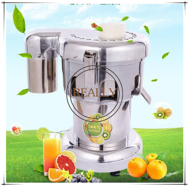 Discount Commercial small scale fruit squeeze blender machine apple juicer extractor processing equipment for the bars use