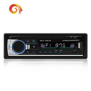 Fm Sd Usb Áudio Estéreo Rádio Video Mp5 Mp4 Mp3 de Navegação Do Carro Dvd Vcd Cd Player Com Bluetooth