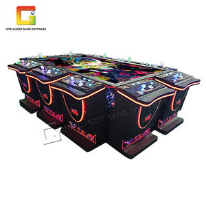 Customized 86 Inch Display Screen Video Fish Table Game Machine For Wholesale