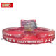 Crazy Swiss bull interactive games Attractive air sport game inflatable riding bull ride machine
