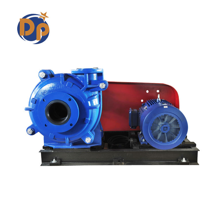 MAH slurry gravel sand pump centrifugal mud pump for gold mining