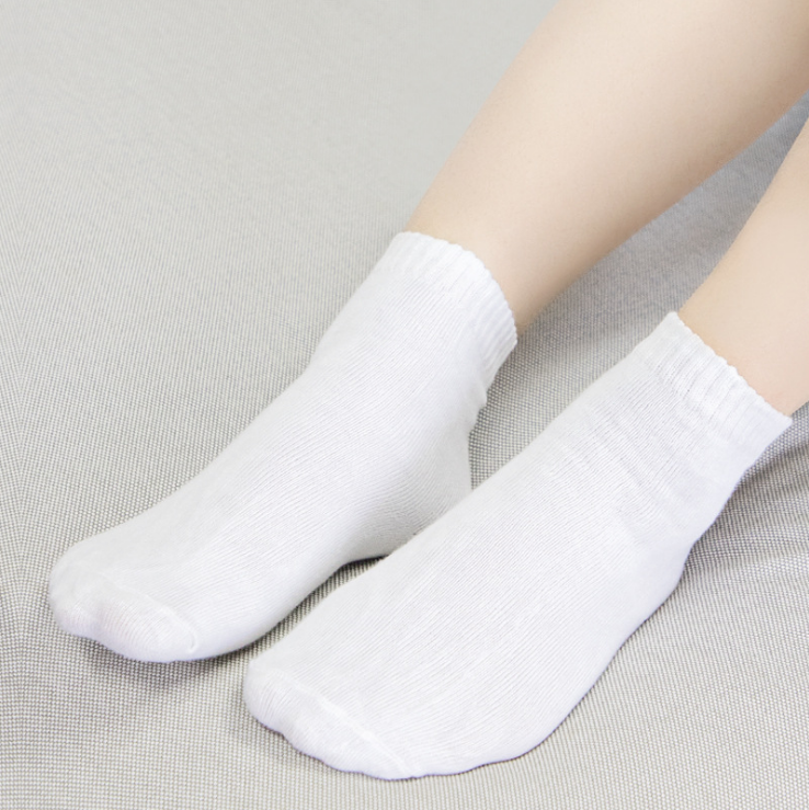 Wholesale From China Cheap Travel Bulk Airline Airplane Large Women White Woven Black Sock Covers The Solid Disposable Socks