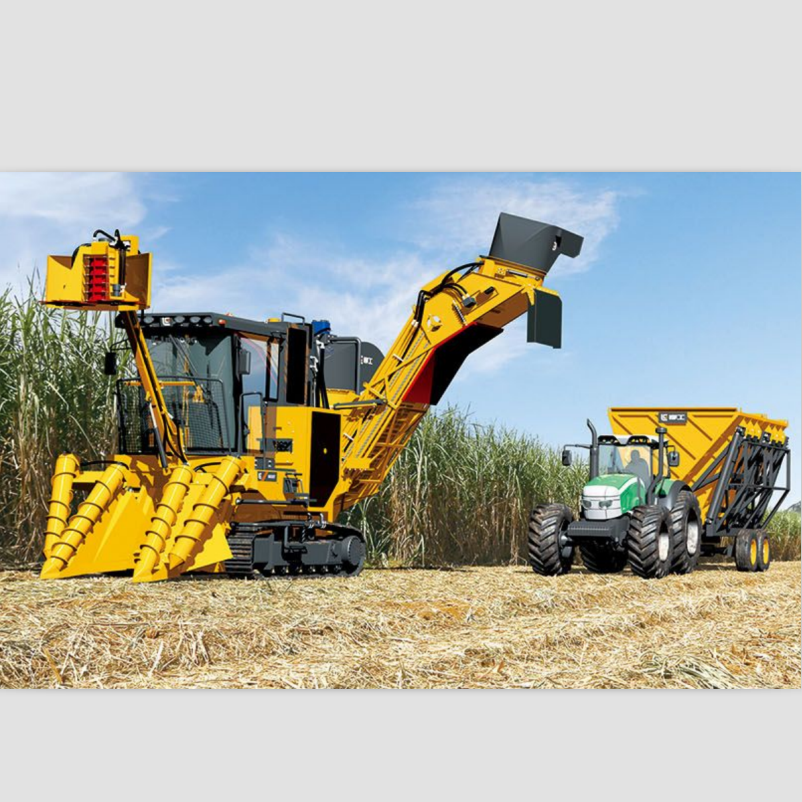 New And Used or Second Hand Sugar cane Harvester China Most Advanced Technology Large Medium Small or Mini Sugarcane Harvesters