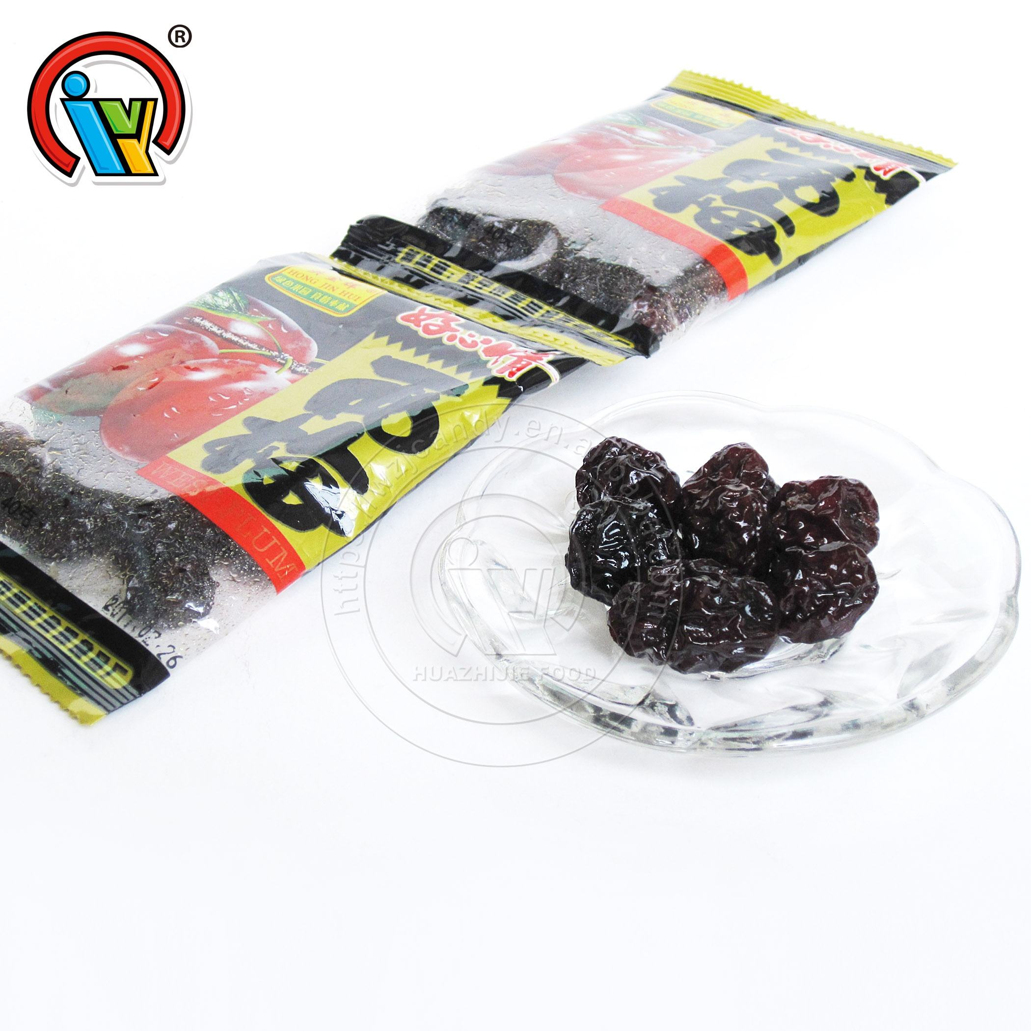 China manufacturer black dried fruit sour plum for sale