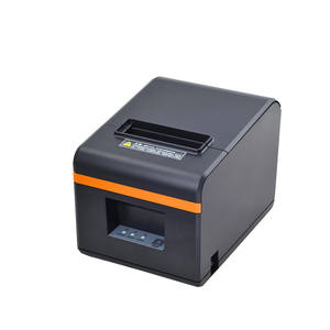 Jepod XP-N160II Xprinter 80 Mm Printer Tagihan Dapur Restoran POS Printer Thermal dengan Pemotong Otomatis Penampilan Stylish