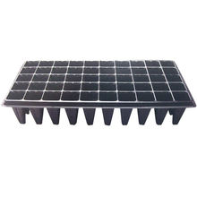 50 Cells Plastic Nursery Seed Tray for garden