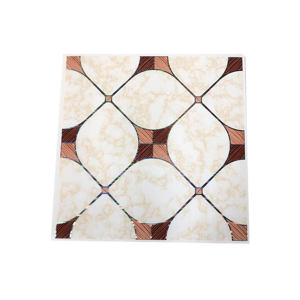 Laminación de pvc barato de azulejos de techo de pvc panel de fábrica en china