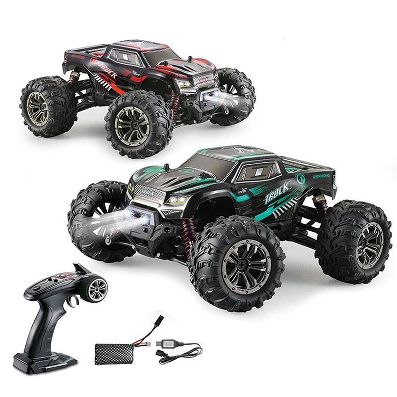 2020 Latest RC High Speed Car 9145 Climbing Monster Truck 28km/h Toy Buggy Off Road Shock Resistant Crawler Gift