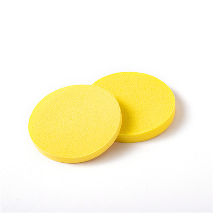 Cheap Wet And Dry Dual Use Makeup Sponge Puff Natural Latex Makeup Sponge Puff