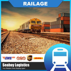 Reliable Consolidation Services Logistics Transportation Cheap Rates Railway Freight To Russia/Poland/Germany/France/Spain