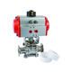 electric ball valve parts sanitary ball valve price 2 inch stainless steel ball valve