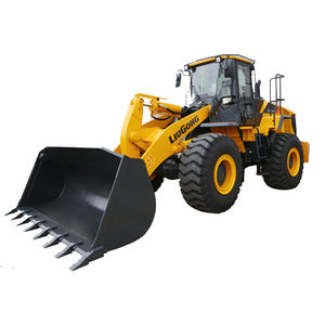 Famous brand liugong 220hp 5ton pay loader 856 856H wheel loader in stock selling
