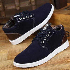 fashion men casual shoes breathable walking shoes cheap injection sport casual shoes