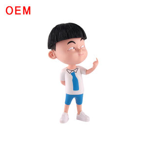 OEM New Design Naughty Children PVC Action Figures