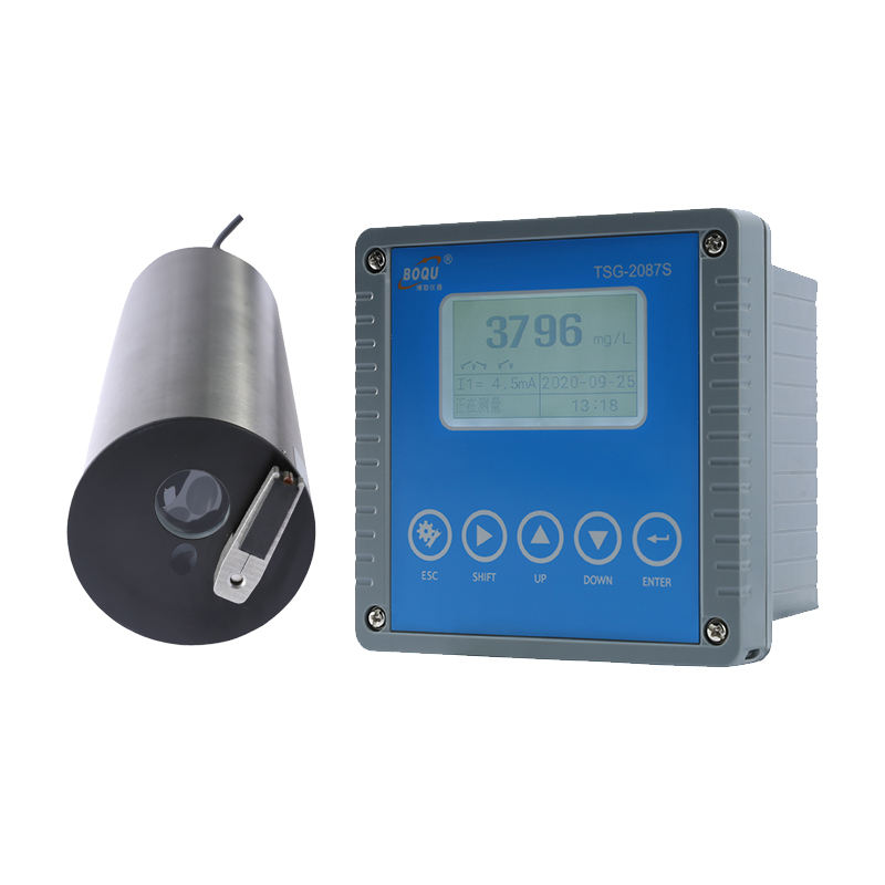 Total solid suspended meter / turbidity probe / TSS analyzer with 4-20ma
