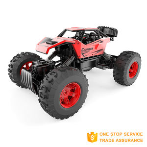 large scale 4x4 cars high speed toys metal toy trucks climbing monster remote control truck car 1:12 rc rock crawler
