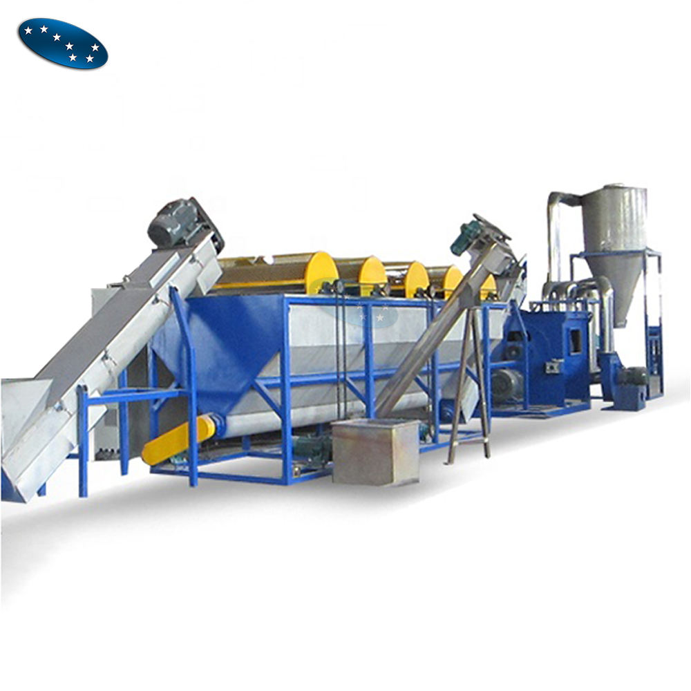 plastic bottle recycling dryer machine equipment for sale