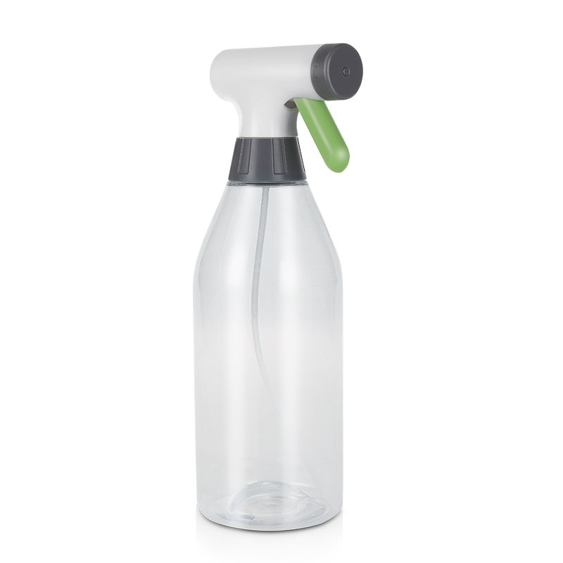 BOOMJOY new product 500ml detergent plastic trigger water spray bottle mist pet spray bottle
