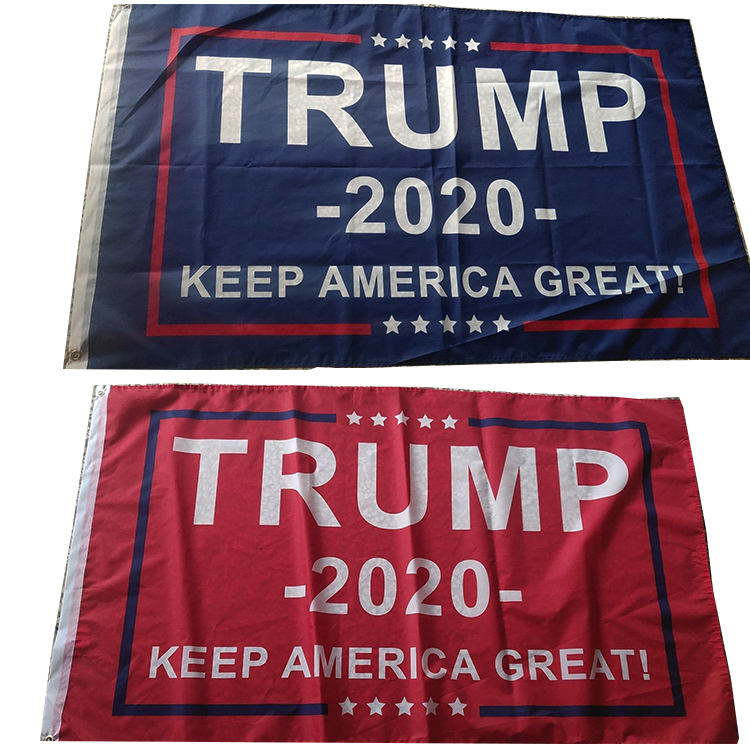Ship Now! Large President TRUMP Make America Great Again Flag 2020 3x5Ft Donald Trump MAGA Flag 2020