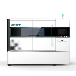MYST MTF1390 mini fiber laser cutting metal 2mm machine 1390