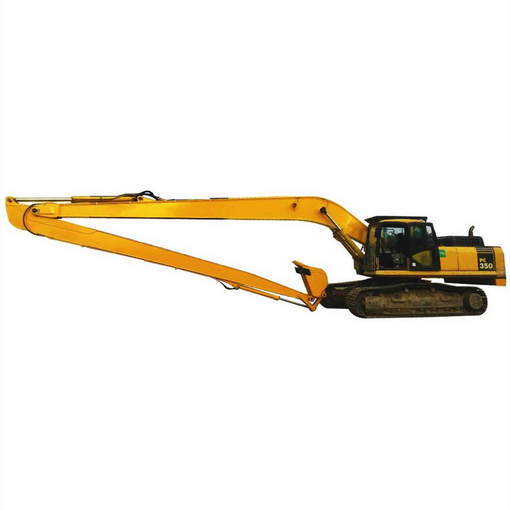 China Best Supplier for arm excavator long boom For KOMATSU excavator parts PC30/PC40/PC45/PC60/PC75/PC100/PC120