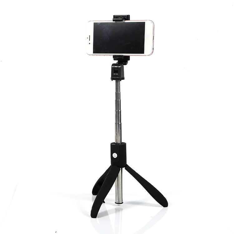 Fabricante chino <span class=keywords><strong>trípode</strong></span> <span class=keywords><strong>portátil</strong></span> al aire libre espejo selfie palo