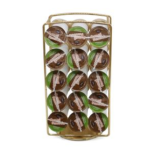 Cheap Solid base 30 K-Cups Coffee Pod Holders home nespresso capsule holder for office use