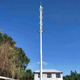Hot sale beautification street lamp telecommunications tower communication single tube tower