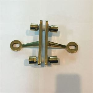 Wholesale Stainless Steel Penjepit Fitting Sistem Dinding Tirai Spider