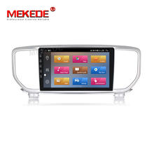 MEKEDE Android 10 4core IPS DSP Car Radio DVD Player for KIA Sportage 2018 2019 1+16/4+64G Video GPS BT WIFI Multimedia