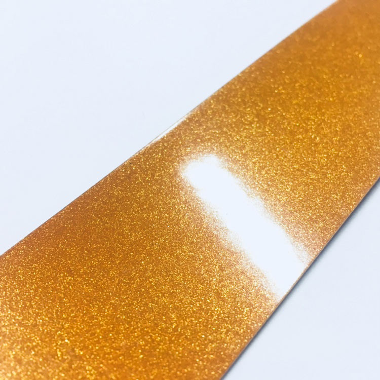 Nanotechnologie Gold Glitter Effect Reflecterende Thermohardende Elektrostatische Spray Poeder Coating