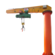 Logo Customization [ Ton 5 Jib Crane ] 3 Ton 5 Ton 10 Ton Stationary Column Mounted Jib Crane Price