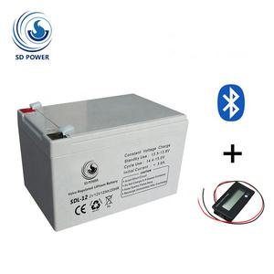 Factory direct light weight li-ion lifepo4 12v 12ah 200ah Storage Systems 20ah lihtium ups batteries