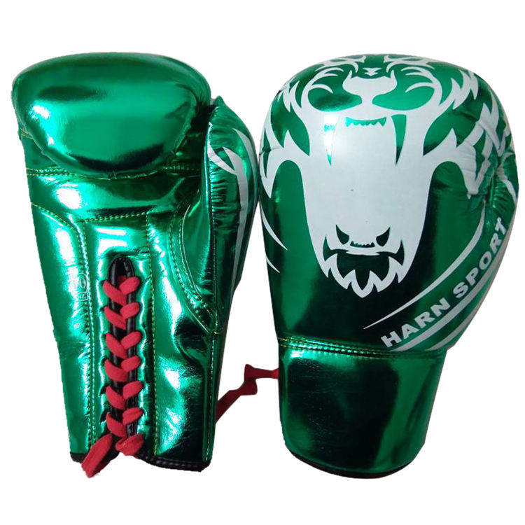 Gym Equipment Personalised Training Kick Boxing Gloves