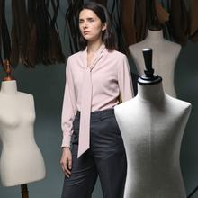 shoft fabric ladies top wear office unifurm shirts and suits new fashion in 2020 spring