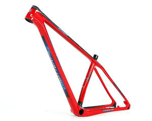 China Fiets Fabrikant Produceren Taiwan Carbon Mtb Fiets Frame 29er Voor 29 Inch Carbon Mountainbike