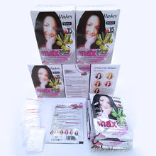 Max Shine Permanent Color Shampoo magicolor hair colour dye cream form professional hair color manufacturers