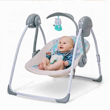 Electric Baby Swing Chair Rocker High Durability Durable Factory Directly Supply Baby Hammock Cradle Swing
