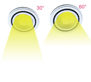 3000K 45000K 6000K Dimbare Spot Lamp Dia 111 Mm 12W Led Spotlight AR111 Met GU53 Base
