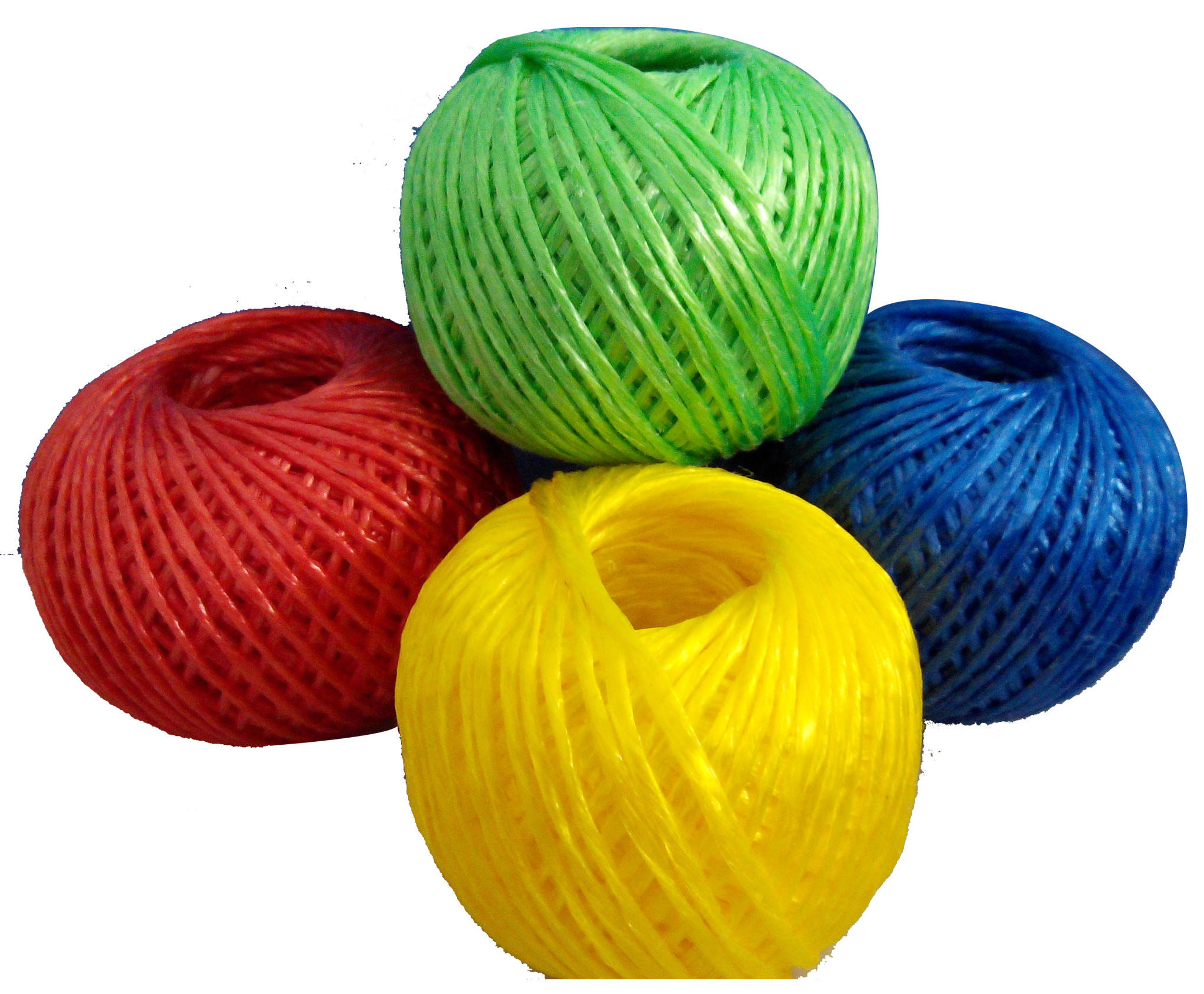 white black red green blue Color and PP Material polypropylene agricultural pp banana string for bailing twine