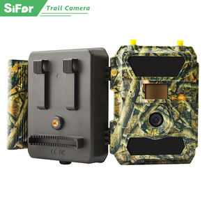 24MP Wireless hidden camera no glow infrared Anti-theft App trail camera hunting