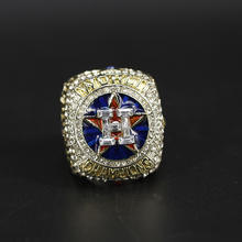 2017 MLB Houston astros championship ring  Europe and America popular memorial nostalgic classic ring